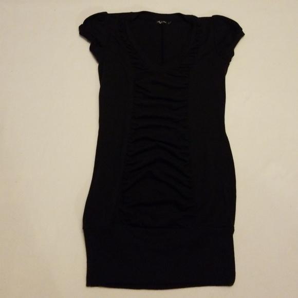 Ruby Rox Dresses & Skirts - Little black dress/tunic top